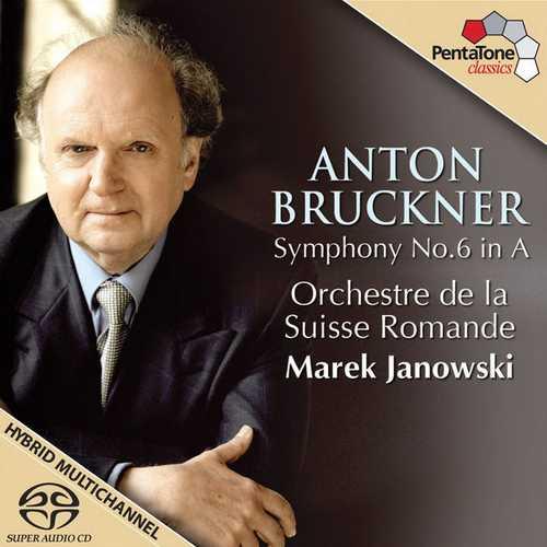 Janowski: Bruckner - Symphony no.6 in A major (24/96 FLAC)
