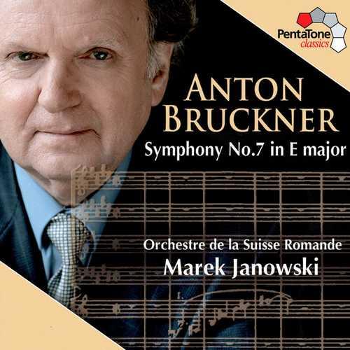 Janowski: Bruckner - Symphony no.7 in E Major (24/96 FLAC)