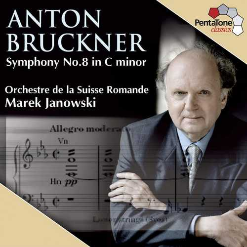 Janowski: Bruckner - Symphony no.8 in C minor (24/96 FLAC)