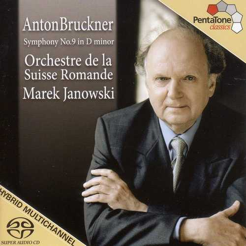 Janowski: Bruckner - Symphony no.9 in D Minor (24/96 FLAC)