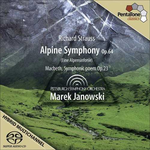 Janowski: Strauss - An Alpine Symphony op.64 (24/96 FLAC)