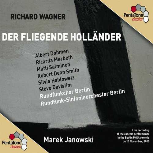 Janowski: Wagner - Der fliegende Holländer (24/96 FLAC)