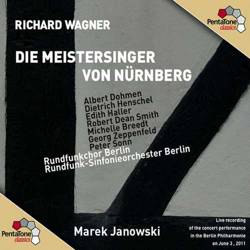 Janowski: Wagner - Die Meistersinger von Nürnberg (24/96 FLAC)