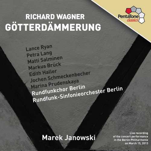Janowski: Wagner - Götterdämmerung (24/96 FLAC)