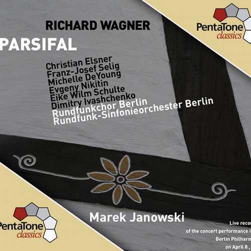 Janowski: Wagner - Parsifal (24/96 FLAC)