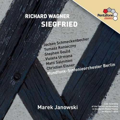 Janowski: Wagner - Siegfried (24/96 FLAC)