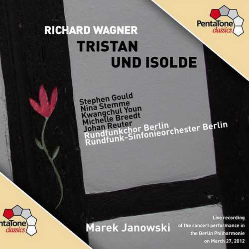 Janowski: Wagner - Tristan und Isolde (24/96 FLAC)