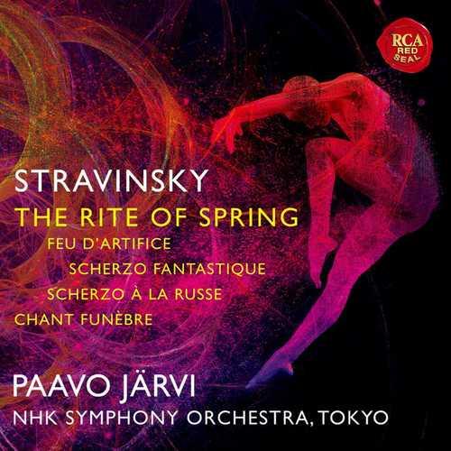 Järvi: Stravinsky - The Rite of Spring (24/96 FLAC)