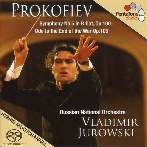 Jurowski: Symphony no.5, Ode to the End of the War (24/96 FLAC)
