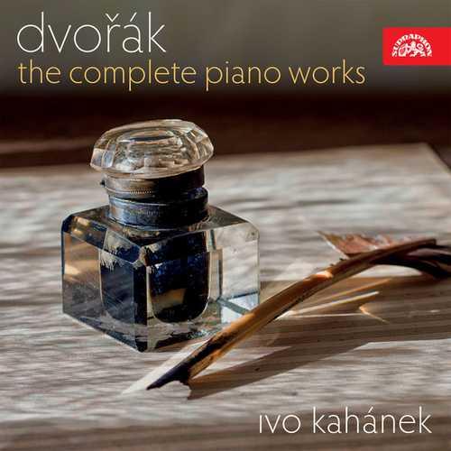 Kahánek: Dvořák - The Complete Piano Works (24/192 FLAC)