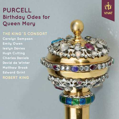 King: Purcell - Birthday Odes for Queen Mary (24/96 FLAC)