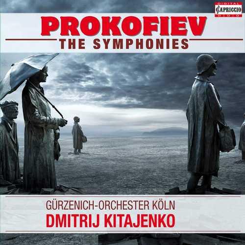 Kitajenko: Prokofiev - The Symphonies (FLAC)