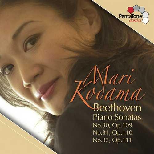 Kodama: Beethoven - Piano Sonatas no.30, 31, 32 (24/96 FLAC)