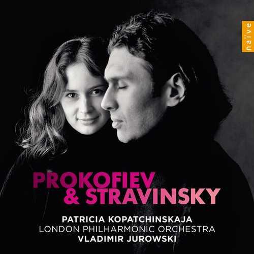 Kopatchinskaja, Jurowski: Stravinsky & Prokofiev (24/96 FLAC)
