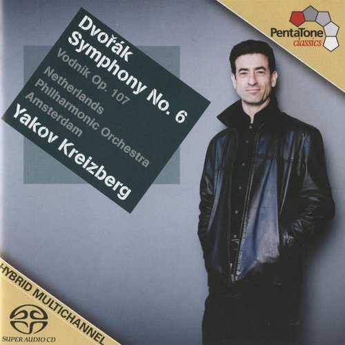 Kreizberg: Dvořák - Symphony no.6, The Water Goblin (24/96 FLAC)