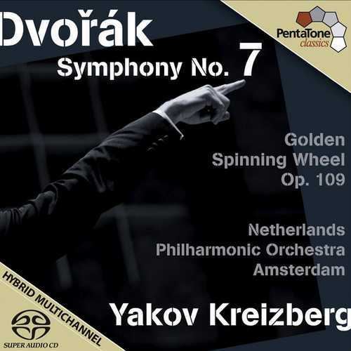 Kreizberg: Dvořák - Symphony no.7, Golden Spinning Wheel (24/96 FLAC)