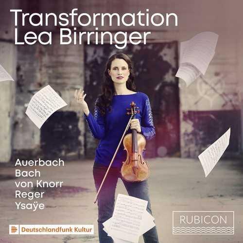 Lea Birringer - Transformation (24/96 FLAC)