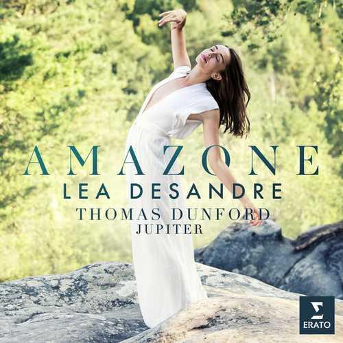 Lea Desandre - Amazone (24/96 FLAC)