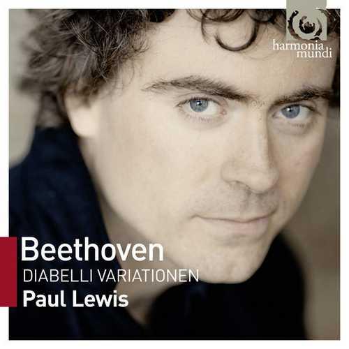 Lewis: Beethoven - Diabelli Variations (24/44 FLAC)
