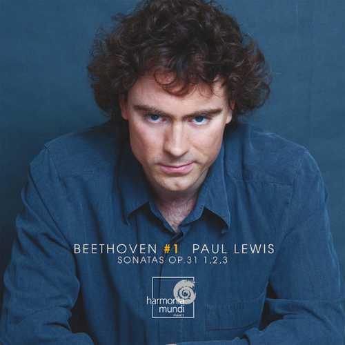 Paul Lewis: Beethoven vol.1 (FLAC)