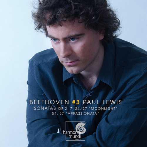 Paul Lewis: Beethoven vol.3 (FLAC)