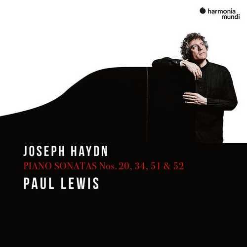 Lewis: Haydn - Piano Sonatas no.20, 34, 51 & 52 (24/96 FLAC)