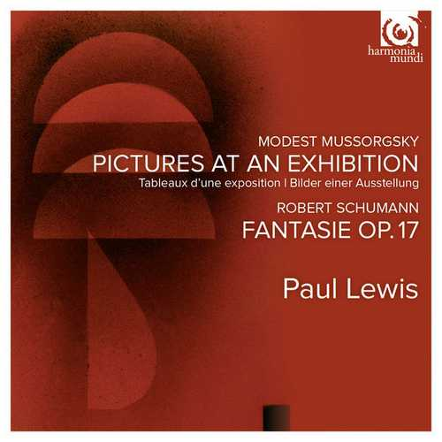 Lewis: Mussorgsky - Pictures at an Exhibition; Schumann - Fantasie op.17 (24/96 FLAC)