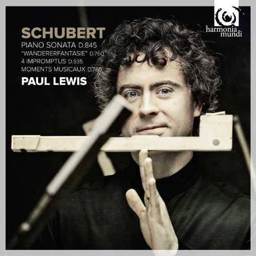 Lewis: Schubert - Piano Sonata no.16, Wandererfantasie, Impromptus (24/96 FLAC)