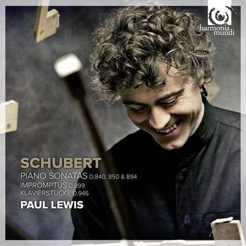 Lewis: Schubert - Piano Sonatas D840, 850 & 894, Impromptus D899, Klavierstücke D946 (24/96 FLAC)