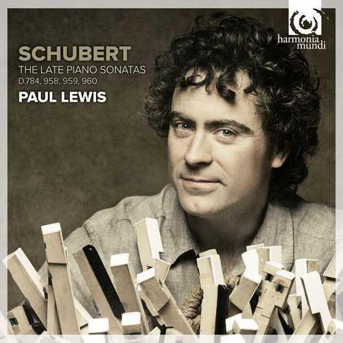 Lewis: Schubert - The Late Piano Sonatas (24/96 FLAC)