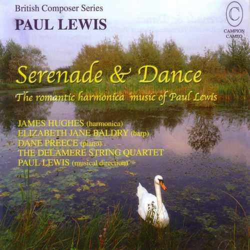 Serenade & Dance: The Romantic Harmonica Music of Paul Lewis (FLAC)