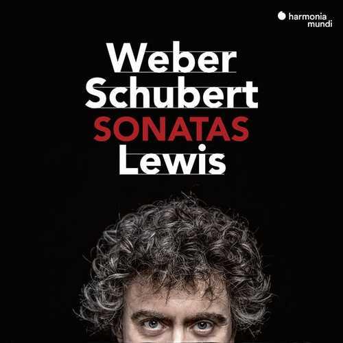 Lewis: Weber, Schubert - Sonatas (24/96 FLAC)