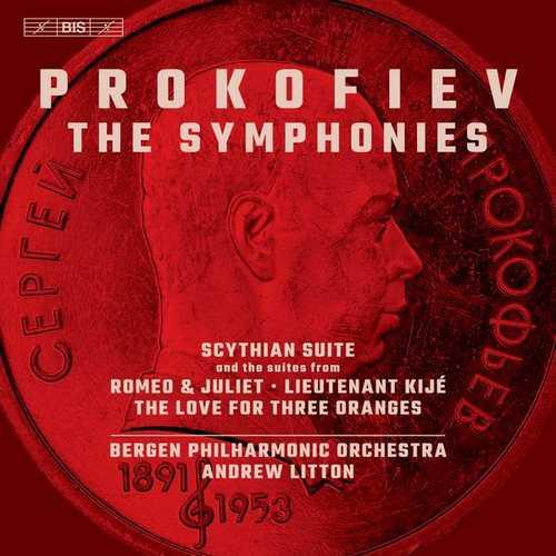Litton: Prokofiev - The Symphonies (FLAC)