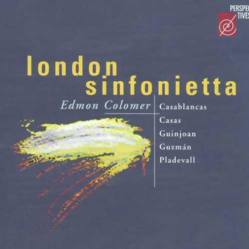 London Sinfonietta Conducted by Edmon Colomer (FLAC)