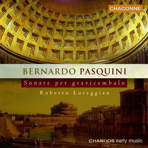 Loreggian: Bernardo Pasquini - Sonate per gravicembalo (24/96 FLAC)