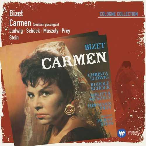 Ludwig, Schock, Muszely, Prey, Stein: Bizet - Carmen (FLAC)