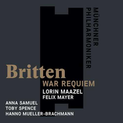 Maazel: Britten - War Requiem (24/44 FLAC)