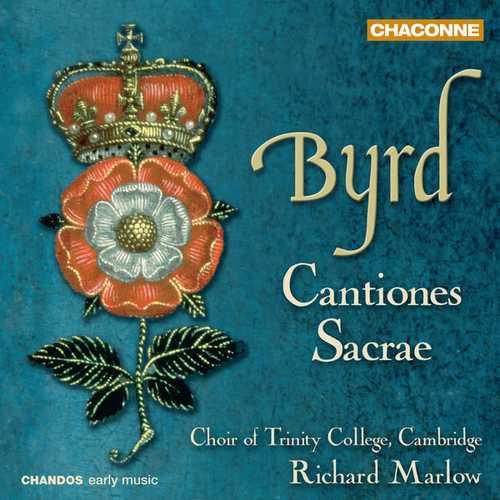 Marlow: Byrd - Cantiones Sacrae (24/96 FLAC)