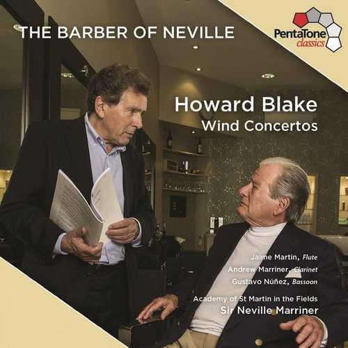 Martin, Marriner: Blake - The Barber of Neville (24/44 FLAC)