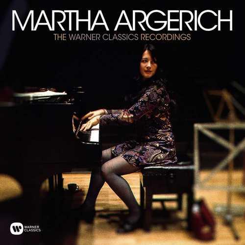Martha Argerich: The Warner Classics Recordings (FLAC)