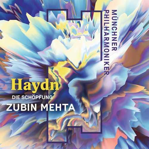 Mehta: Haydn - Die Schöpfung (24/96 FLAC)