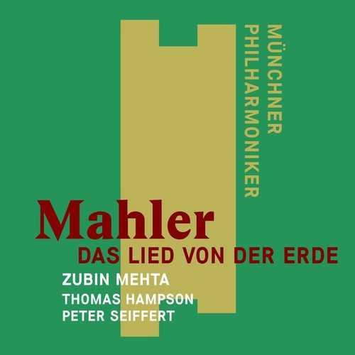 Mehta: Mahler - Das Lied von der Erde (24/44 FLAC)