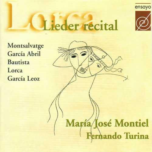 Montiel, Turina: Lorca Lieder Recital (FLAC)
