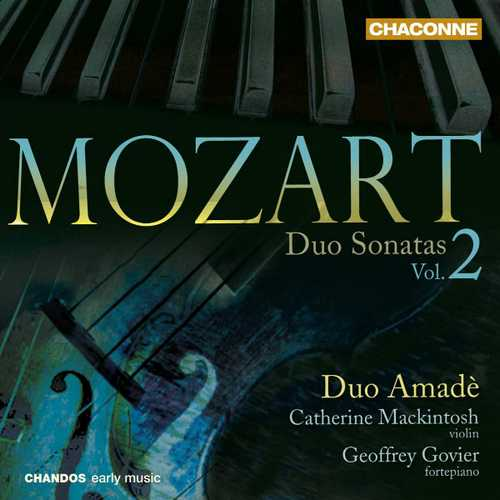 Duo Amade: Mozart - Duo Sonatas vol.2 (FLAC)