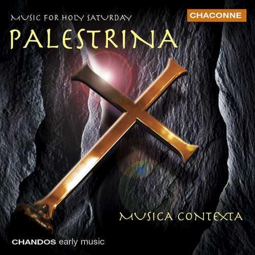 Musica Contexta: Palestrina - Music for Holy Saturday (FLAC)