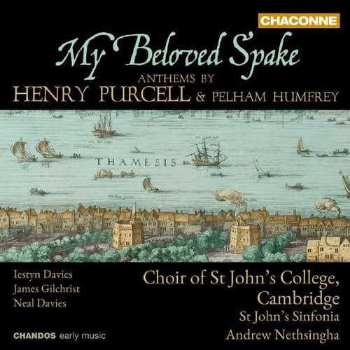 Nethsingha: Purcell, Humfrey - My Beloved Spake (24/96 FLAC)