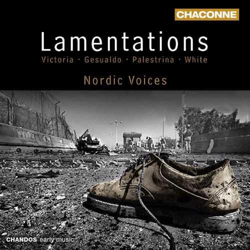 Nordic Voices - Lamentations (FLAC)