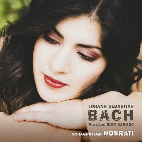 Nosrati: Bach - Partitas BWV 825-830 (24/96 FLAC)