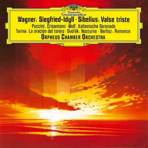 Wagner - Siegfried Idyll; Sibelius - Valse Triste (FLAC)