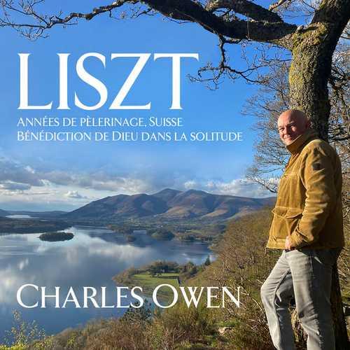 Owen: Liszt - Années de Pèlerinage, Suisse Bénédiction de Dieu Dans la Solitude (24/192 FLAC)